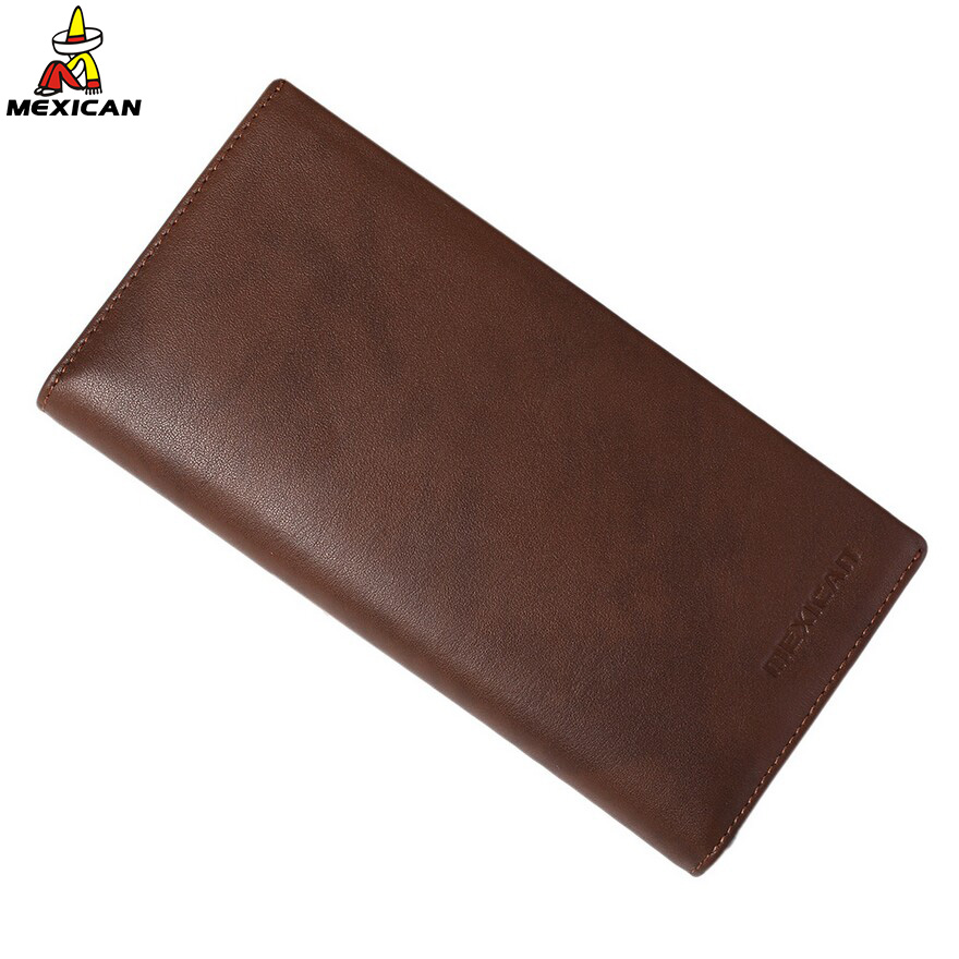 2015 Purse Wallets Carteras Carteras Mujer Brand Wallet Men Design Genuine Leather 's New Year Wallets Mens Clutch Credit Card(China (Mainland))