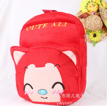 Free Shipping 500pcs/lot Mini Oxford Cute Kid Children Backpack 13 kinds of Animal Toddlers Backpack School Bags For Children(China (Mainland))