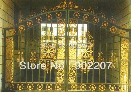 wrought iron gate,copper iron gates ,metal gates -8<br><br>Aliexpress