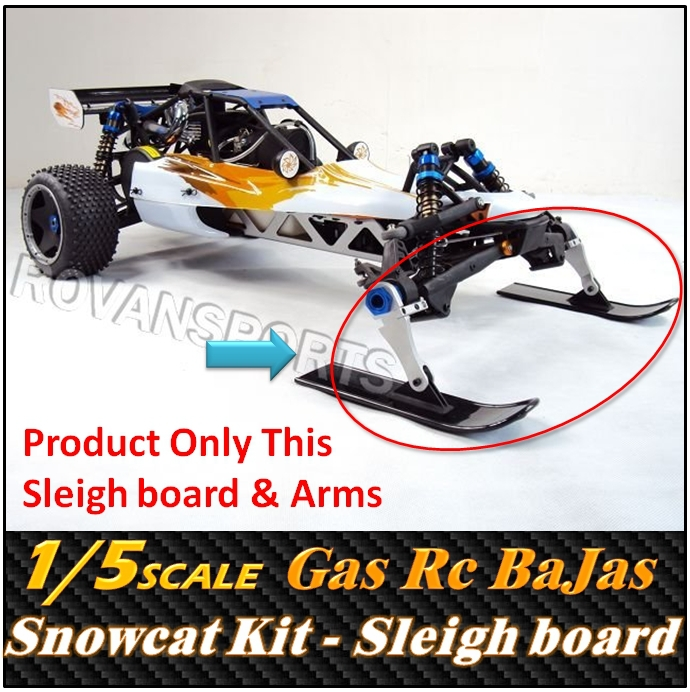 Snowcat Kit For Rovan 1/5 SCALE GAS Powered Engine Remote control Racing BaJa 5B ,RC Car/Truck(China (Mainland))