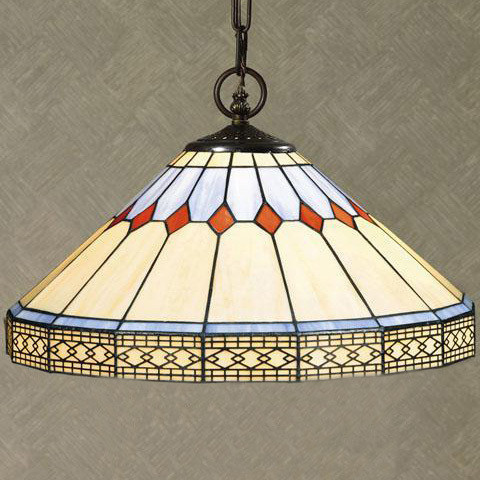 [ Lit life - rushed four diamond special auction ] Tiffany chandelier / restaurant lights / study lamp (45)(China (Mainland))