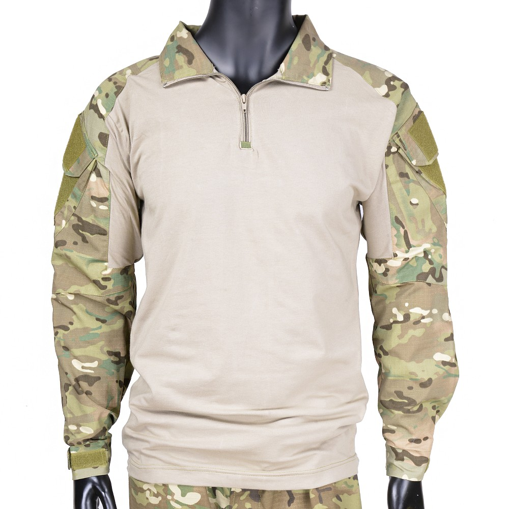Free Shipping Military CP Style Gen2 Combat Shirt with Pads MC<br><br>Aliexpress