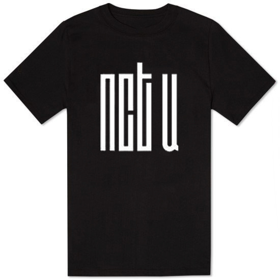 Fashiom summer lovers t shirt kpop new idol group NCT U printing o neck short sleeve t-shirt for fans supportive tees plus size(China (Mainland))