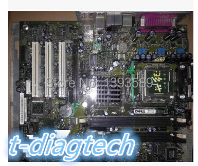 free ship ,server mother board for DELL Dimension 8400, J3492 U7077 T7785 GH003 CH776(China (Mainland))