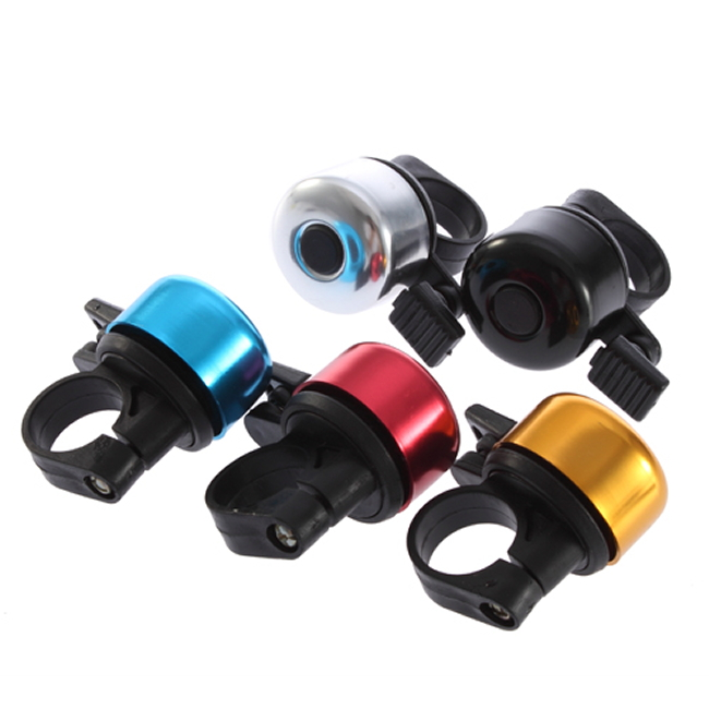 5pcs Alarm Horn Sound Alloy Metal Ring Handlebar Bell for Bike Bicycle Cycling Brand C1(China (Mainland))