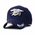 Summer Cool Male US Navy Seal Cap Air Soft Sports Tactical Bone Gorras Baseball Caps Military