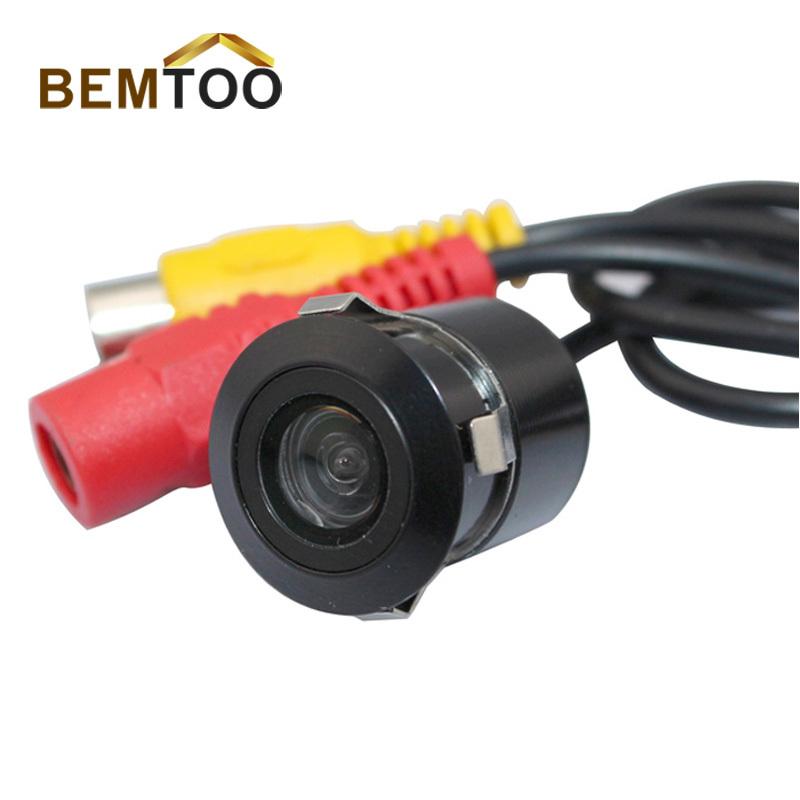 170 Anti-Fog Glass Car Auto Rear View Camera Waterproof Camera,parking camera ,Free Shipping(China (Mainland))