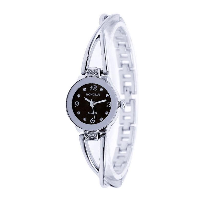 5 colors Girls Laides Quartz  Clock Bracelet Gold Watches Fashion Casual Women Dress Watch WristWatches <br><br>Aliexpress