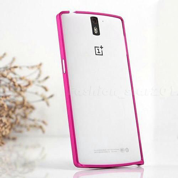 Cover Case Frame Super Thin Cellphone Shell Metal Hard For OnePlus One(China (Mainland))