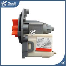 95% NEW Original for washing machine drain water pump WF-C863 WF-C963 WF-R1053 WF-R853 good working(China (Mainland))