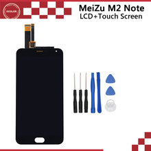 MeiZu M2 Note Original LCD Display and Touch Screen Assembly Repair Part 5.5 inch For MeiZu M2 Note Free Shipping+Tools(China (Mainland))