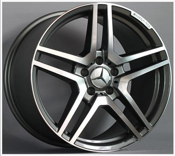 18 inch mercedes benz wheels for Mercedes benz 19 inch amg wheels