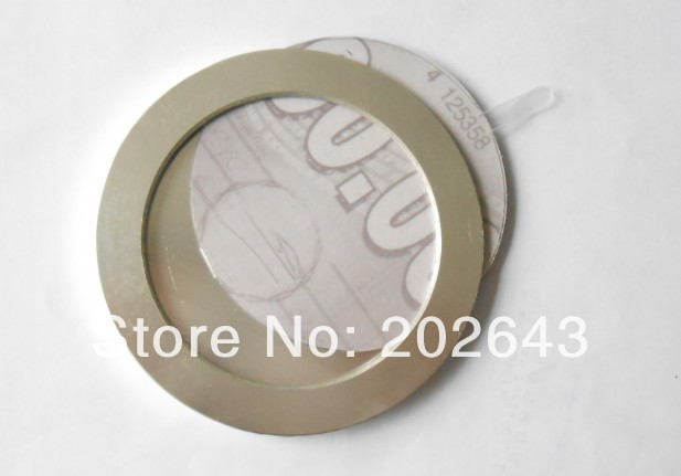 GV-TH001 car tax disc holder with aluminum alloy material,,slot-in style ,for brand car, wholesale,dealer moq:500pcs