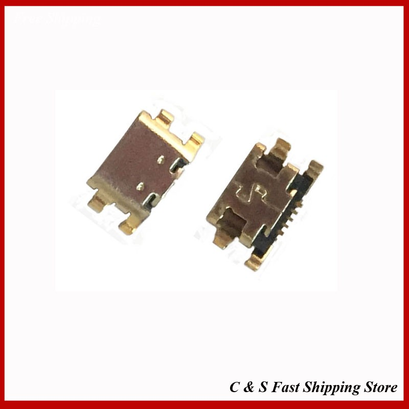 10 Pcs/Lot. Brand New Original Micro USB Charger Charging Dock Connector Port For Xiaomi Max Mi Max Mobile Phone Repair Parts