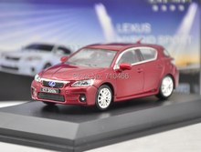 1/43 LEXUS CT200h Diecast Model Car Aluminum Die casting Products Mini Cars Several Colors
