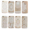 2016 New Plastic Hard Back Case Cover For Apple iPhone 6 6S 6 Plus 6SPlus HENNA OJIBWE DREAM CATCHER Ethnic Tribal Free Shipping