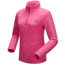 Womens Fleece Jacket Windbreaker for Outdoors Camping/Hiking