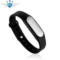 Original Xiaomi Mi Band Smart Miband Bracelet For Android 4.4 IOS 7.0 MI3 M4 Waterproof Tracker Fitness Wristbands Original Box
