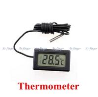 Термометр 3 1 Led DC 12V 24V
