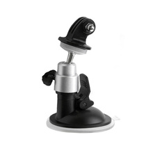Accessories For Gopro Car Suction Cup Mount Window Glass For Go Pro SJ4000 For Xiaomi yi