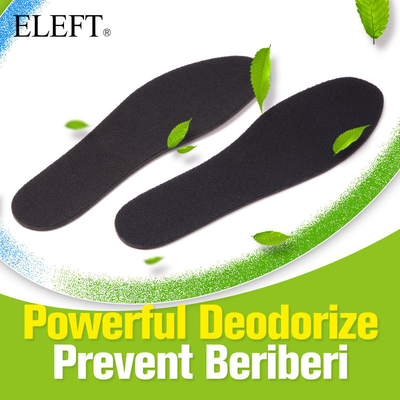 Feet care Powerful Deodorant Insoles &antibacterial insoles with sweat absorption for men shoes&leather shoes(China (Mainland))