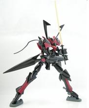 GUNDAM Model Bushido hero SEED-55 1/144 HG with stand