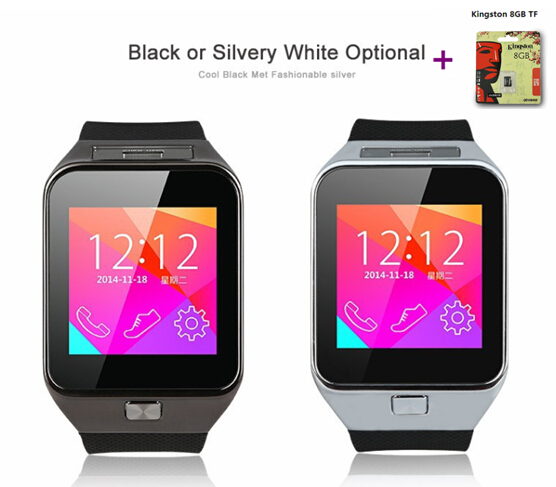 2015 New Arrive Perfect Watches GV09S Smart Watch Support Android And IOS Bluetooth Watches Phone Smartwatch Android Phone Wrist(China (Mainland))