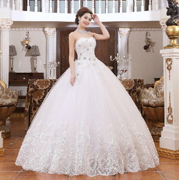 Свадебное платье Erbaby WD034
