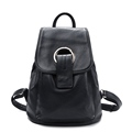 2017 Genuine Leather School Backpacks Female Sac A Dos Designer Bagpacks Luxury Girls Backpack Casual Women