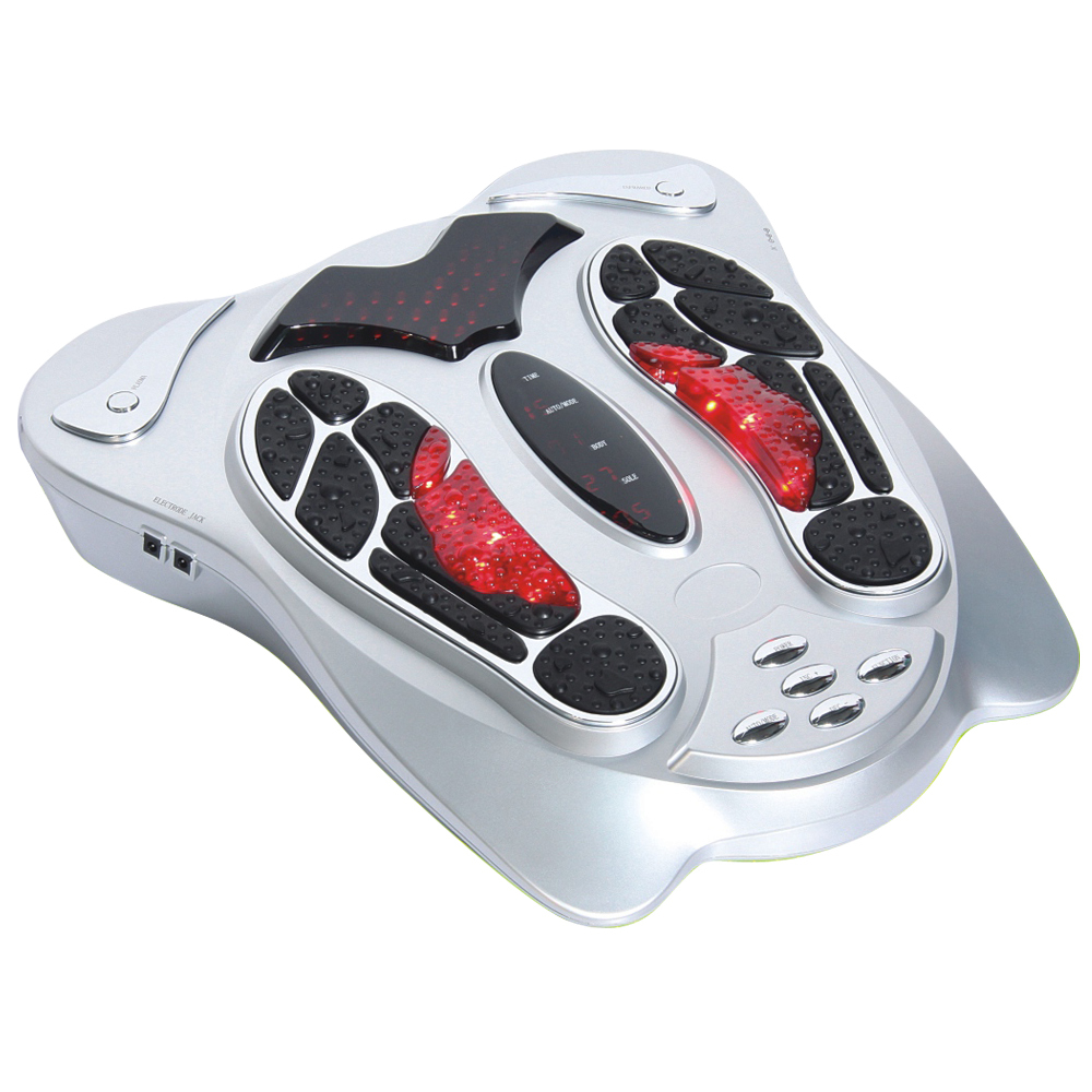 NEW! Circulation Plus Foot Massager electric of feet care machine with automatic massager(China (Mainland))