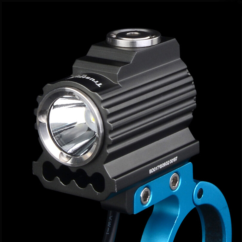 TrustFire TR-D017 CREE XM-L2 450 Lumens 3-Mode LED Bicycle Light+4.2V 5200mAh Battery Pack+ Charger<br><br>Aliexpress