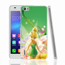 13458 Tinkerbell Cover phone Case sony xperia z2 z3 z4 z5 mini plus aqua M4 M5 E4 E5 C4 C5 - ShenZhen DYT Co.,Ltd store