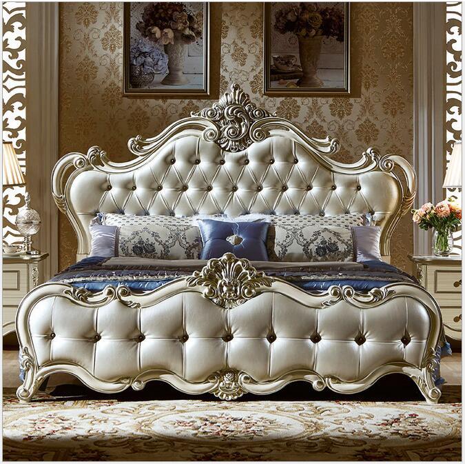 european adult bedroom furniture suits solid wood