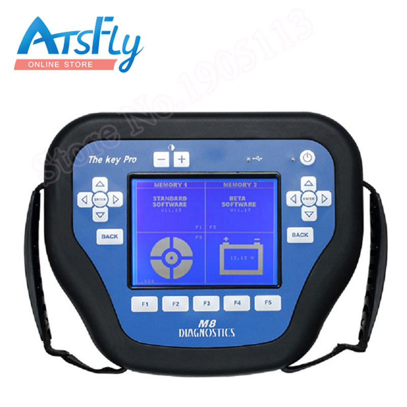 2015 Newest Car Diagnostic Tool The Mvp Key Pro M8 with 800 Tokens Auto Key Programmer Tool(China (Mainland))