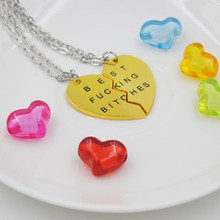 cheap heart pendant