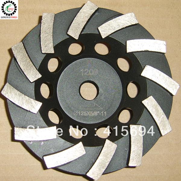 "Diamond Cup Wheels 7""x5/8""-11, 20pcs/carton, Better! Faster! Cheaper! concrete cup wheels,granite cup wheels(China (Mainland))"