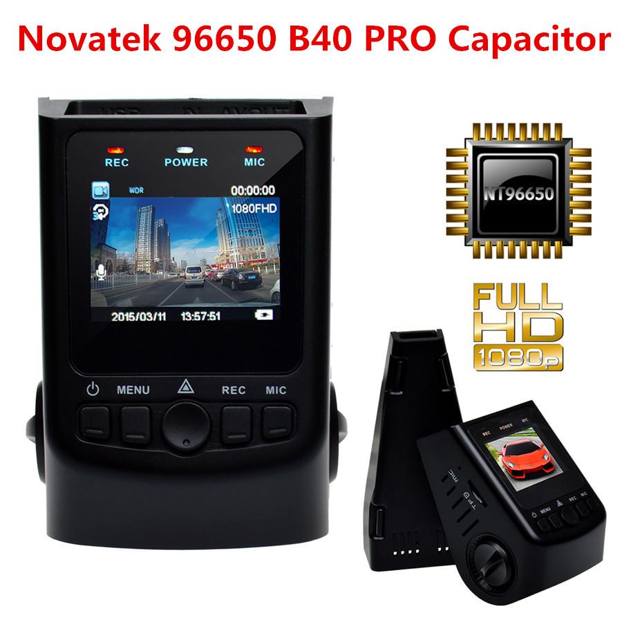 "1.5"" B40 PRO A118C Full HD 1080P Novatek 96650 Car Dash Camera Dashcam Mini DVR Auto Video Registrator Recorder with GPS Option(China (Mainland))"