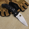 Tactical Folding Blade Knife G10 Handle 5CR15MOV Blade Ball Bearing Camping Hunting Survival Knife Outdoor EDC