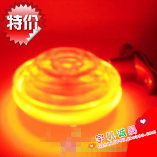2 luminous spinning top blister card transmitter yiwu sale of goods