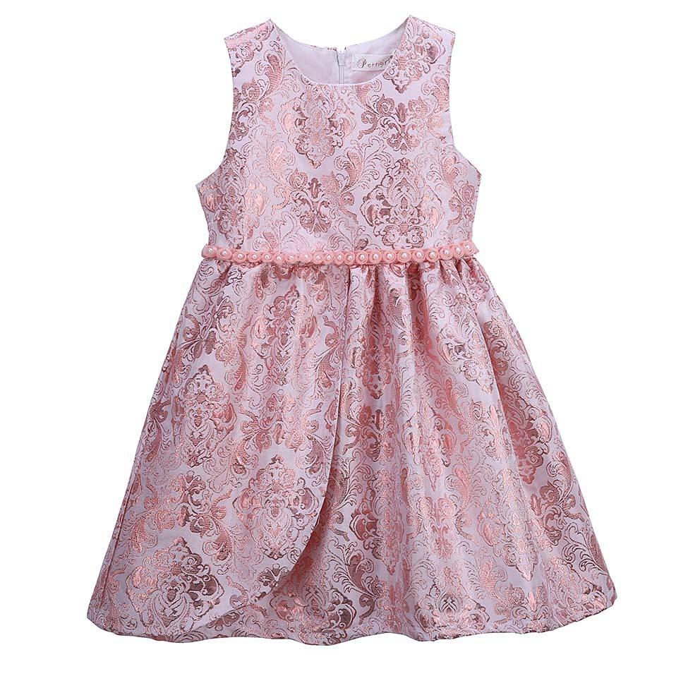 2016Pettigirl New Fashionable Girl Summer Dress Vintage