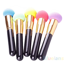 Cosmetic Makeup Make UP Set Liquid Cream Foundation Sponge Hot Sale