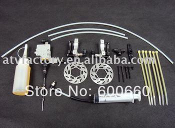 baja hydraulic disc brakes free shipping!