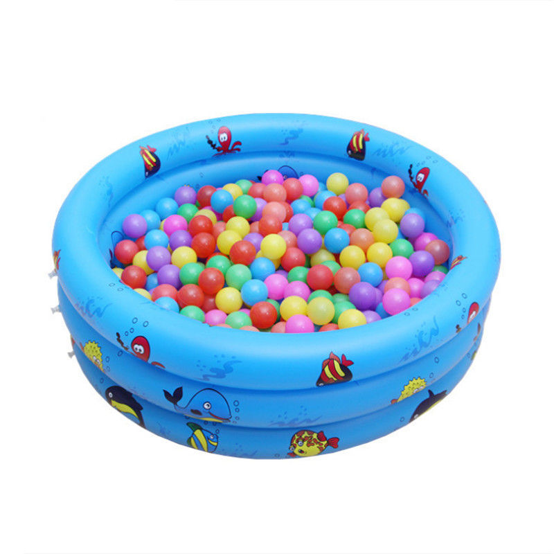 Portable Round Inflatable Swimming Pool Children Baby Piscina Inflavel Safe Outdoor Swim Pool for Kids Paddling Pool for Infant(China (Mainland))