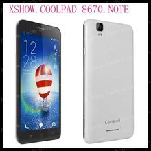 in stock Original Coolpad NOTE MTK 6582M Quad Core 1.2Ghz Android4.2 960*540 pixels 5.5 Inch 2500mAh Dual SIM Cards(China (Mainland))
