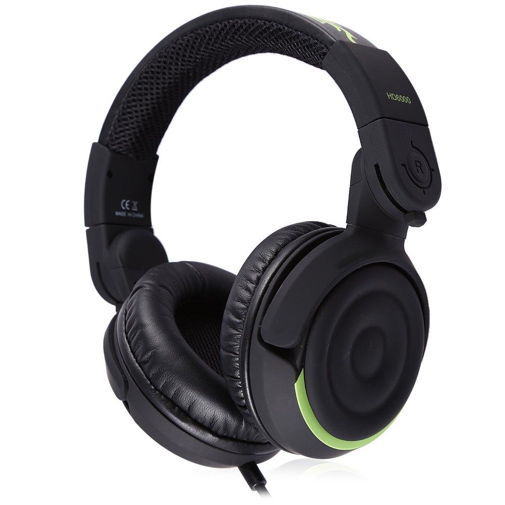 HIGH-END TAKSTAR HD6000 Professional Monitor Music Headset Stereo Dynamic DJ Headphone Virtual Sound Noise-canceling Headphone(China (Mainland))