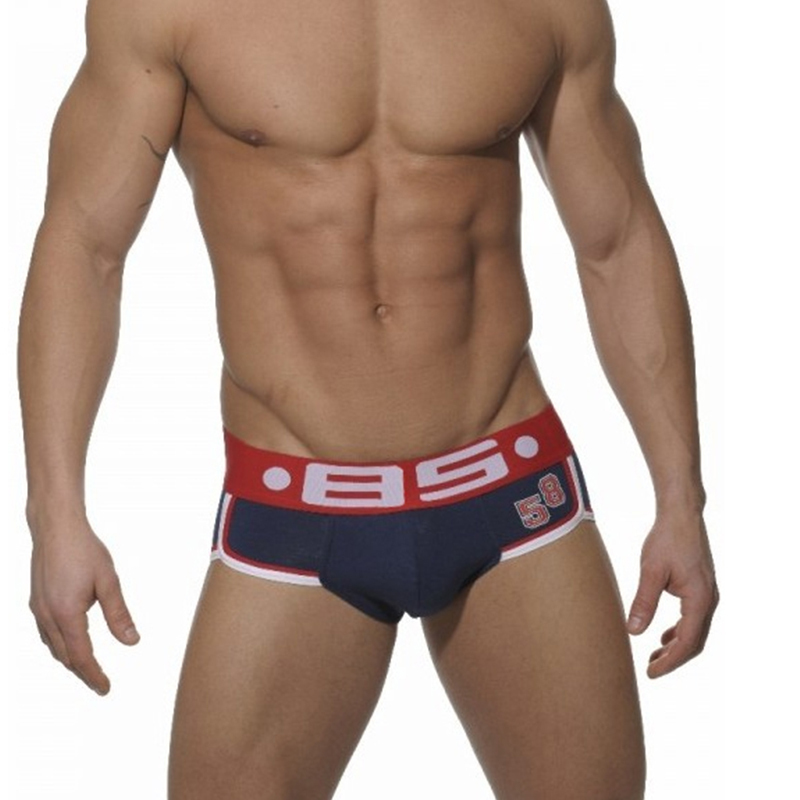 Asian size not European American size Size M XXL sexy cotton underpant 58 series 6 colors