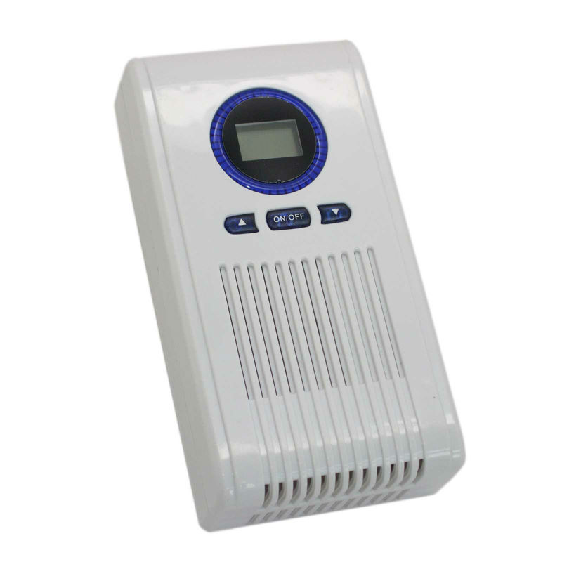 New Fresh Air Ozone Deodorizer Room Toilet Diffuser Air Purifier Generator w LED(China (Mainland))