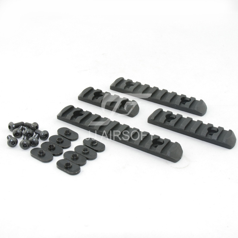 Element MOE Polymer Rail Sections (Black)<br><br>Aliexpress