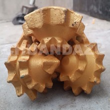 98mm steel tooth roller bit/milled tooth tricone rock bit for sale(China (Mainland))