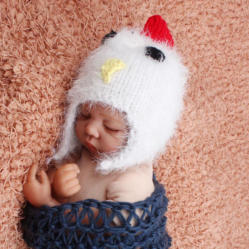 Newborn Crochet Chicken Hat Pattern : Popular Crochet Chicken Hat-Buy Cheap Crochet Chicken Hat ...